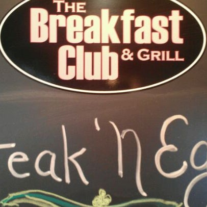 Photo taken at The Breakfast Club & Grill by Edward A. on 3/22/2012