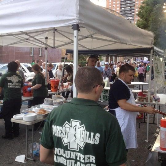 Das Foto wurde bei MacDonald Park von Dave K. am 8/8/2012 aufgenommen