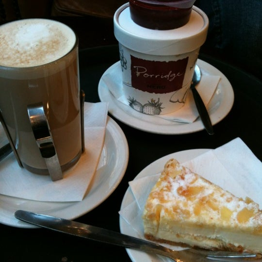 Photo taken at Caffè Nero by Sandor S. on 3/11/2012