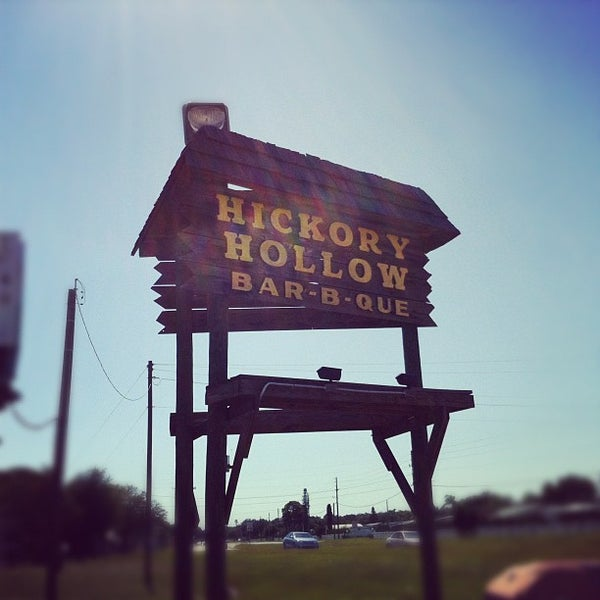 Hickory Hollow Bbq Joint In Ellenton