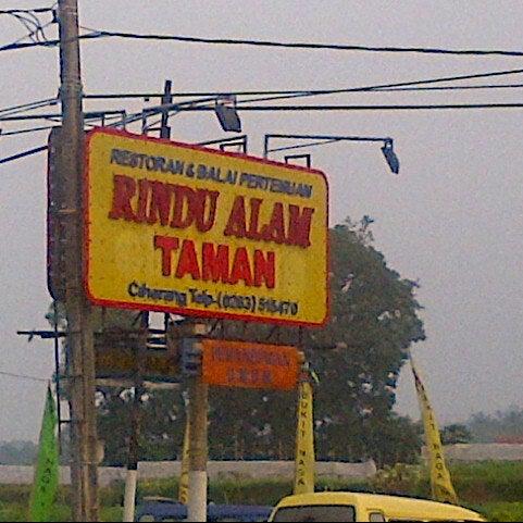Image result for rindu alam taman ciherang