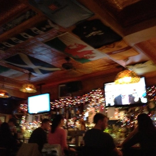 Photo taken at Baker Street Pub by Kate R. on 3/3/2012