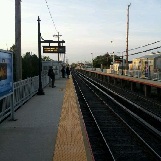 Lirr Bethpage Station Train Station