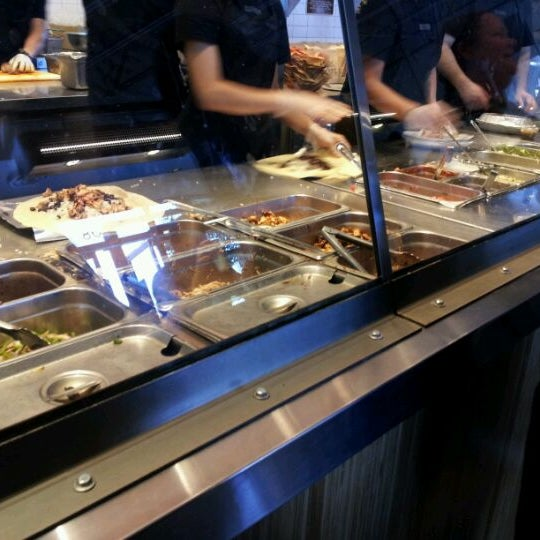 Photo taken at Chipotle Mexican Grill by Kate O. on 4/27/2012