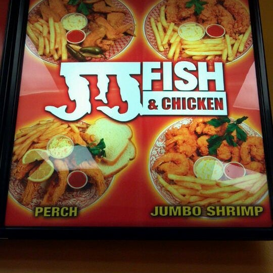 J j fish calumet city il for Jj fish and chicken chicago il