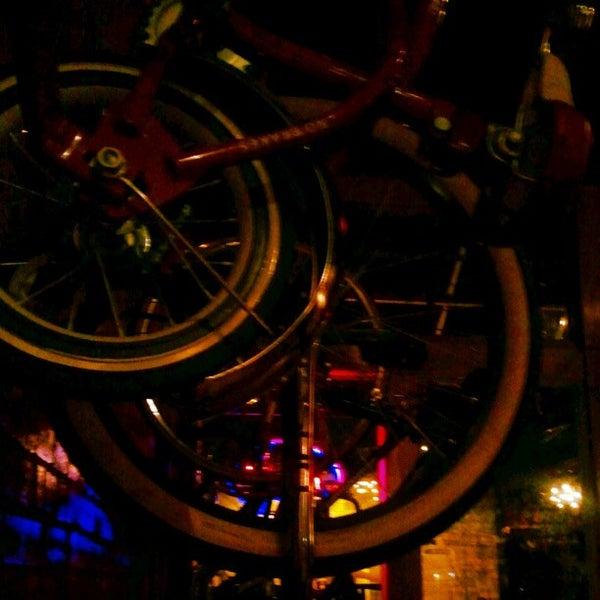 Photo taken at HandleBar by MC M. on 7/6/2012