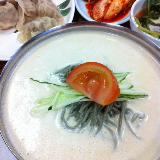 Ma Dang Gook Soo 마당국수 - 30 tips