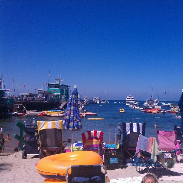 Photo taken at Santa Catalina Island by Claudia G. on 7/6/2012