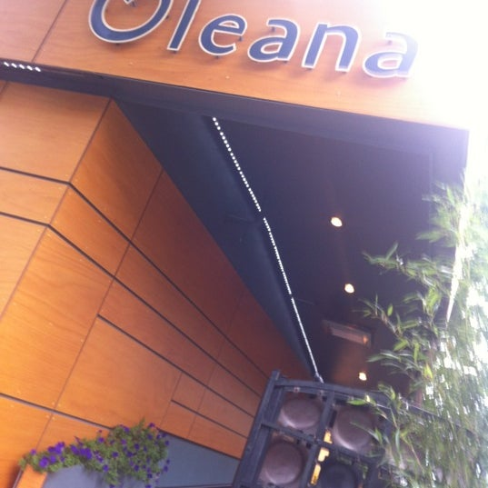 Photo taken at Oleana by Q on 7/6/2012