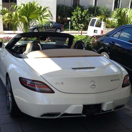 Foto Tirada No(a) Mercedes Benz Of Coral Gables Bill Ussery Por Brett