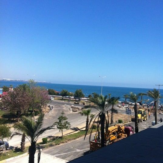 4/27/2012 tarihinde SEMİH DURMUŞziyaretçi tarafından Sea Life Resort Hotel'de çekilen fotoğraf