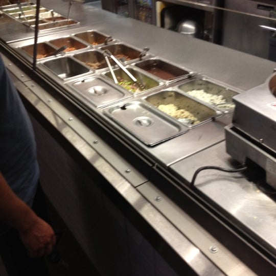Photo taken at Chipotle Mexican Grill by Eric C. on 6/12/2012