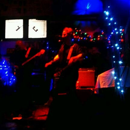 Photo taken at Goodbye Blue Monday by Sarah E. on 2/26/2012