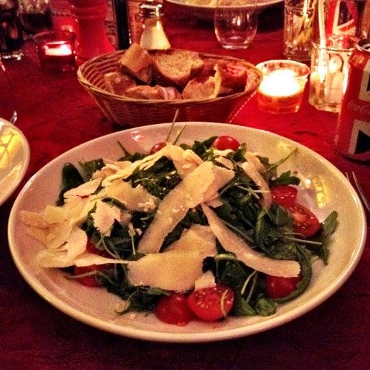 La Casa Di Sergio Restaurant Italien Paris Paris
