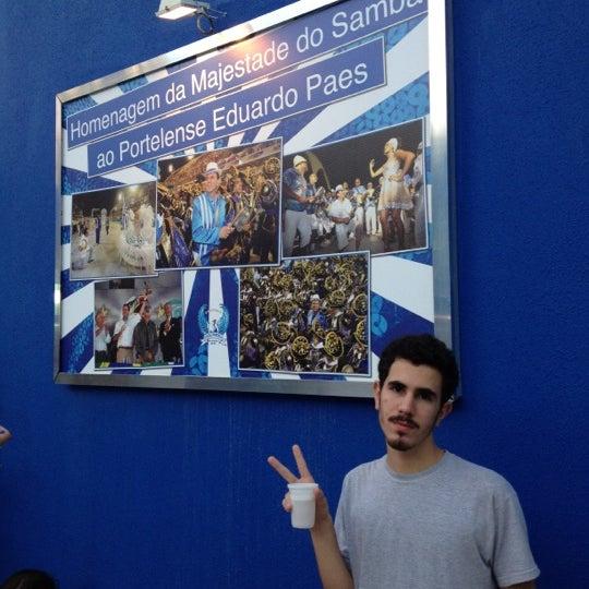 Foto tirada no(a) G.R.E.S. Portela por Julio C. em 5/5/2012