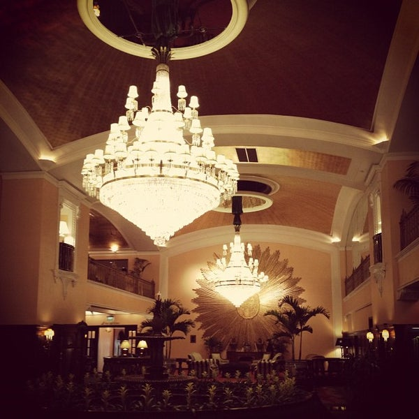 Photo taken at Amway Grand Plaza Hotel by Scott T. on 5/16/2012