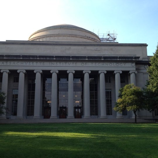 Photo taken at Massachusetts Institute of Technology (MIT) by Susan C. on 8/23/2012
