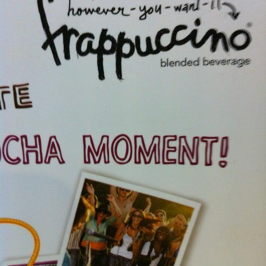 Photo taken at Starbucks by PaAnG~ on 5/24/2012