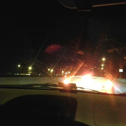 Photo taken at HRBT by Ashley G. on 2/29/2012