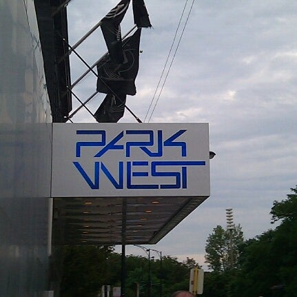 Photo taken at Park West by David L. on 7/21/2012