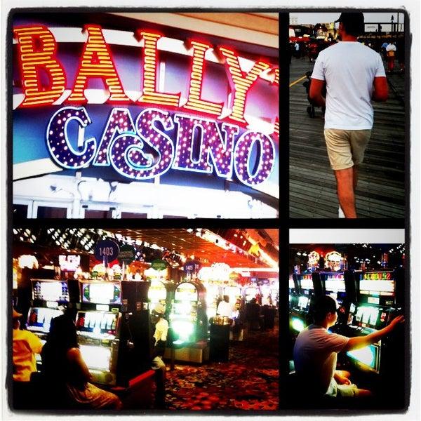 Photo taken at Bally's Casino & Hotel by Ivan K. on 5/29/2012
