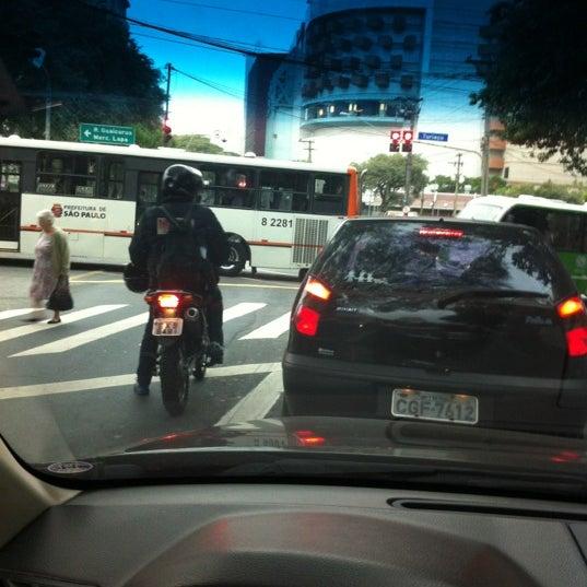 Photo taken at Rua Clélia by 'Iliucha V. on 5/31/2012