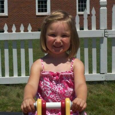 Photo taken at Schouler Park by Ken D. on 7/9/2012