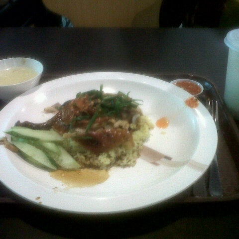 Photo taken at Chow Food Court by Miss W. on 7/16/2012