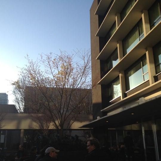 Photo taken at Hotel Modera by daniel p. on 3/24/2012