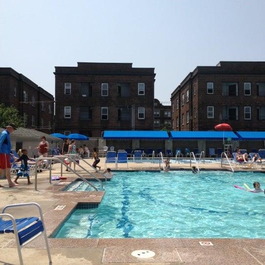 University city swim club pool in philadelphia for Swimming pools in philadelphia