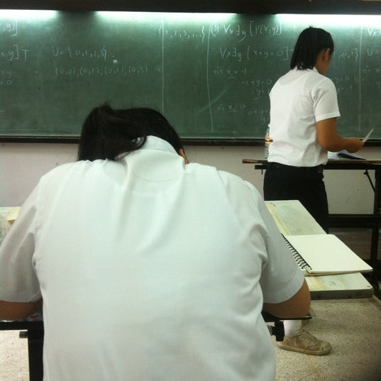 Photo taken at Faculty of architecture rmutl by Dar L. on 6/12/2012