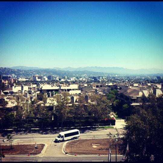 Photo taken at InterContinental Los Angeles Century City by Emily G. on 9/1/2012