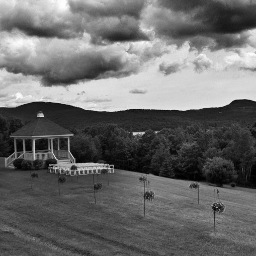 Photo taken at The Lucerne Inn by Michael A. on 6/7/2012