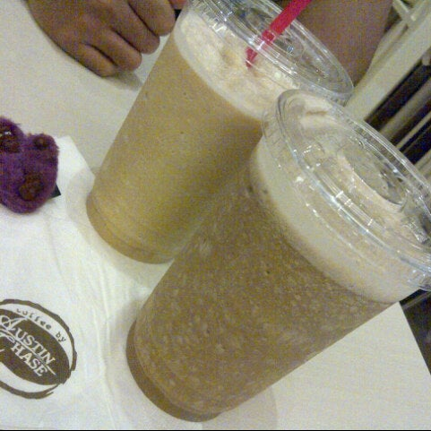Photo taken at Austin Chase Coffee by Lisa S. on 7/8/2012