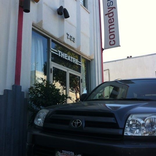 Photo taken at ComedySportz LA by Lynna G. on 6/29/2012