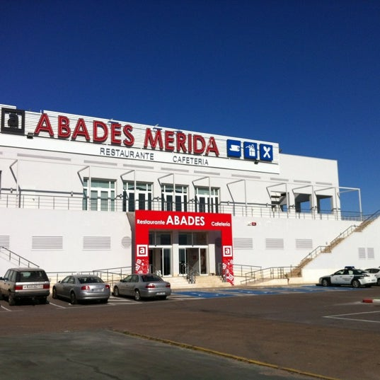 Photo taken at Abades Mérida by Arild H. on 2/14/2012