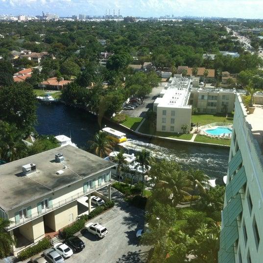 Photo taken at Riverside Hotel by Keston D. on 3/18/2012