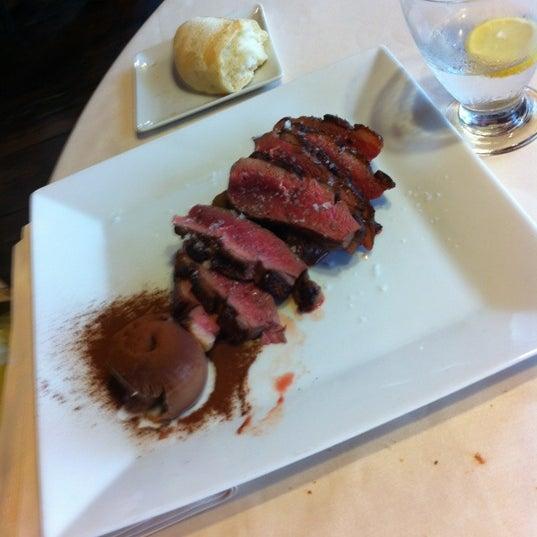 Foto tomada en Restaurante Al Son del Indiano por Chano M. el 7/7/2012