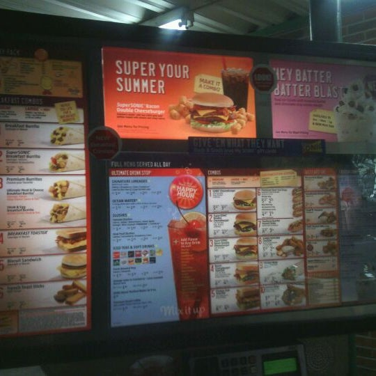 Photo taken at SONIC Drive In by Bryan L. on 5/4/2012