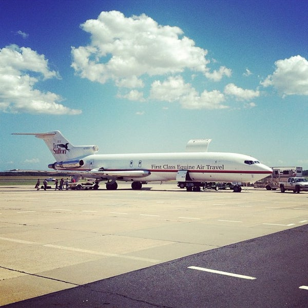 Photo taken at Shreveport Regional Airport (SHV) by Mark C. on 9/6/2012