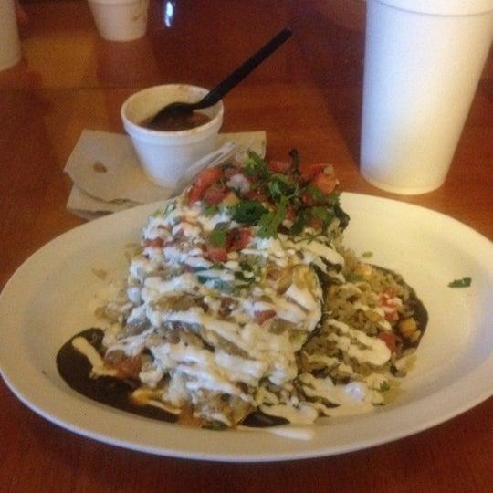 Photo taken at Del Norte Taco by Joyce on 6/15/2012