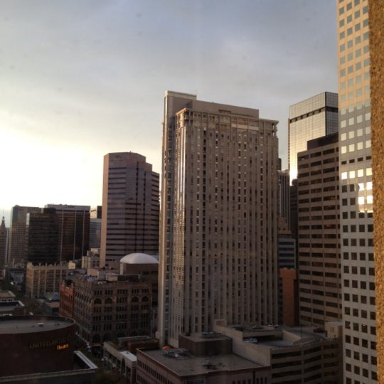 Photo taken at Sheraton Denver Downtown Hotel by Pradip on 9/7/2012
