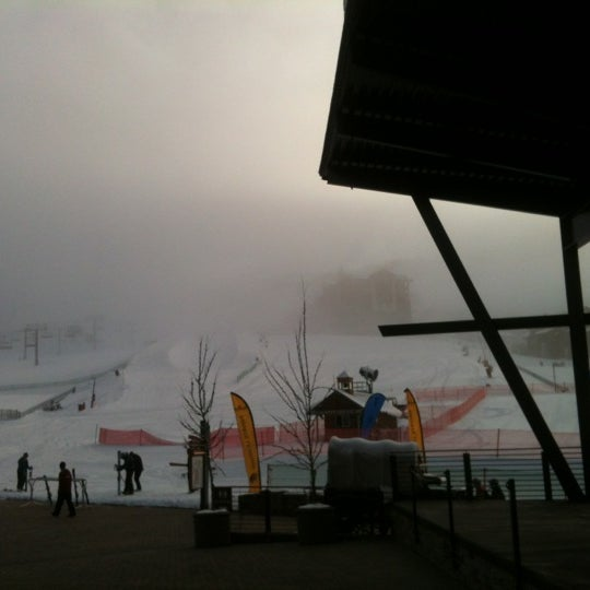 Photo taken at Steamboat Resort by Eliot L. on 2/11/2012