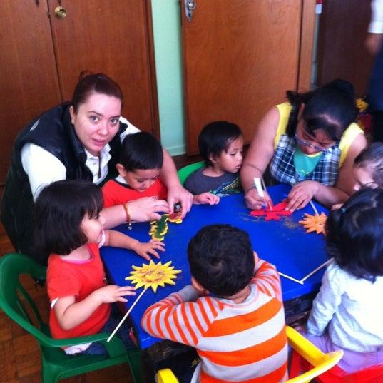 Estancia infantil un mundo del nuevo milenio roma sur for 4 milenio ultimo programa