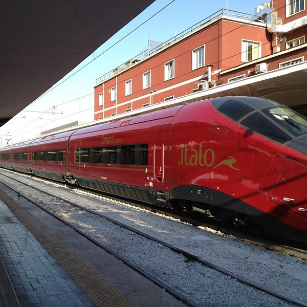 Photo taken at Napoli Centrale Railway Station (INP) by Giovanni B. on 7/21/2012