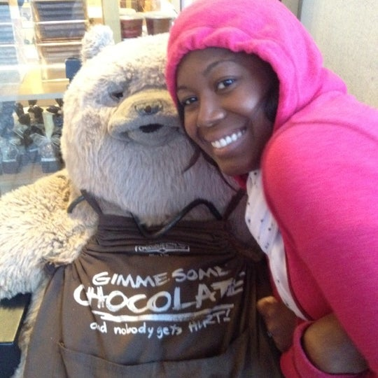 Photo taken at Rocky Mountain Chocolate Factory by Larry M. on 5/5/2012