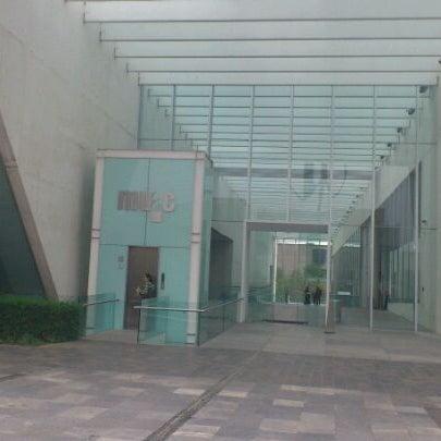 Foto tomada en MUAC (Museo Universitario de Arte Contemporáneo). por Frida H. el 4/11/2012