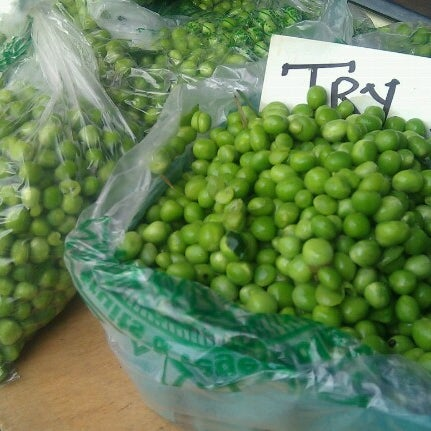 Photo taken at Dane County Farmers' Market by Terrence on 7/21/2012