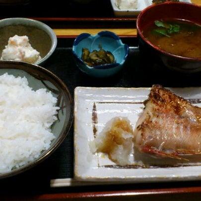 Photo taken at 上総屋 by GOGOGO! on 3/8/2012