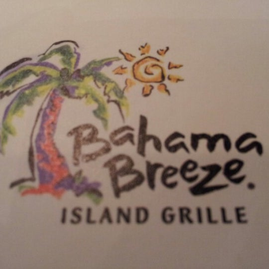 Photo taken at Bahama Breeze by Frank L. on 8/12/2012